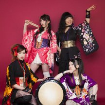 東京TAIKO GIRLS(TTG)
